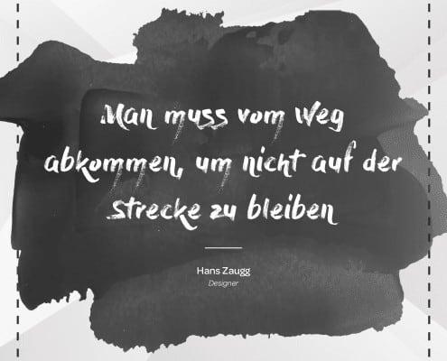 Grafiker, Website & SEO Spezialist aus Bochum - Marketingweisheit Nr. 1 - Hans-Zaug
