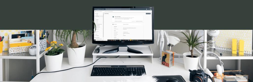 Testen ob deine Seite für Suchmaschinen wie Google Indexierbar ist in der Google Search Console - Website & SEO Spezialist aus Bochum