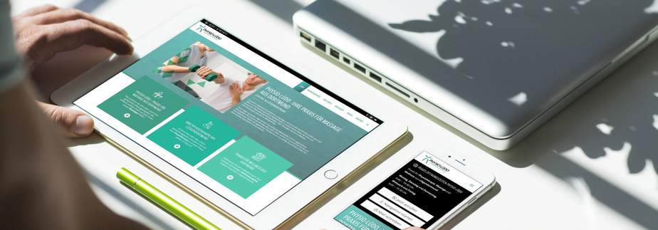 Grafiker, Website & SEO Spezialist aus Bochum - Neues Websiteprojekt - Physio Lüdo - Ingo Schütte