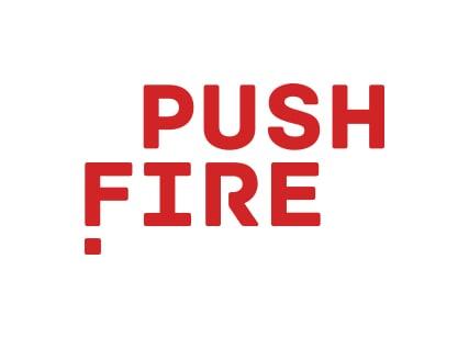 Logo - pushfire - Grafiker Website SEO Spezialist - Ingo Schütte
