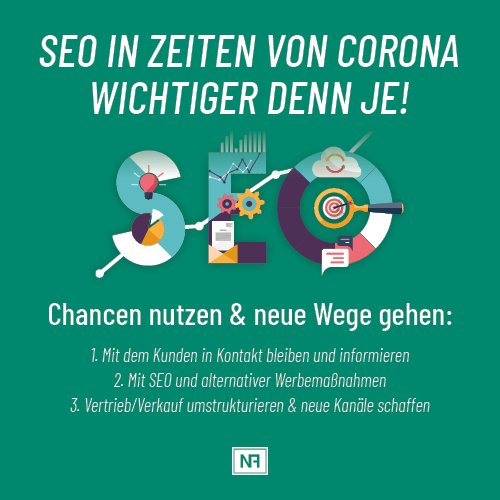 SEO Marketing Blog - Corona und SEO - Chancen erkennen, Potential nutzen, Tipps & Tricks - Ingo Schütte – Grafiker, Website & SEO Spezialist aus Bochum - Blog Newsslider