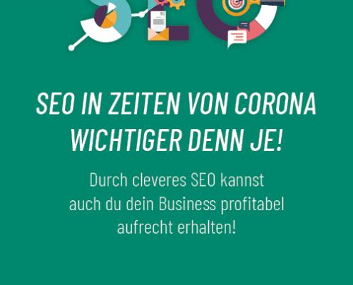 SEO Marketing Blog - Corona und SEO - Chancen erkennen, Potential nutzen, Tipps & Tricks - Ingo Schütte – Grafiker, Website & SEO Spezialist aus Bochum - Vorschau