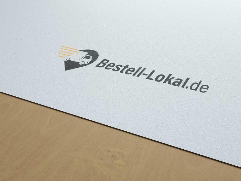 Logo- & Websitedesign - Bestell-Lokal.de